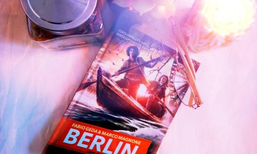 The wolves of Brandenburg (Berlin – Book 4)