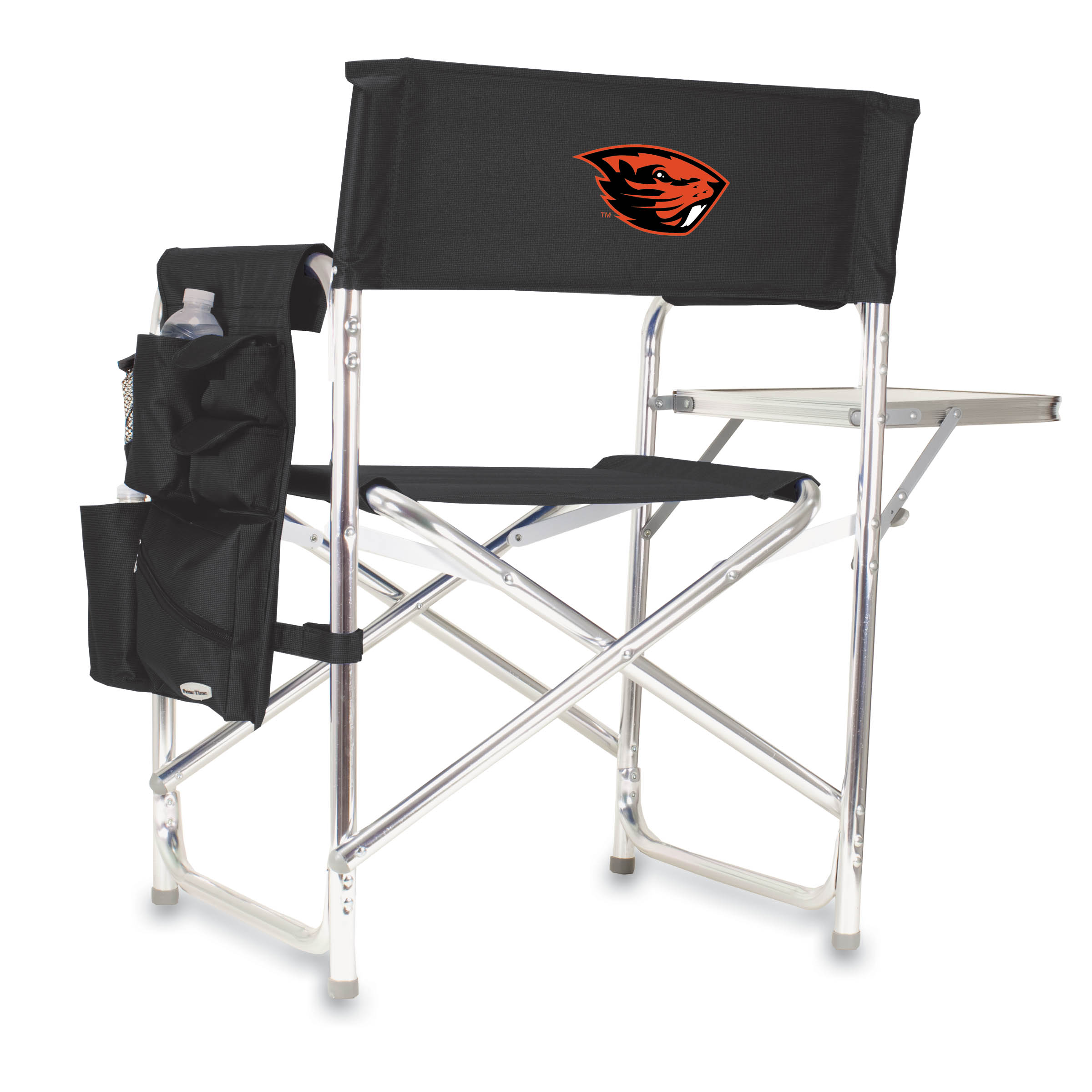 Picnic Time Sports Chair Sports Chair Black Oregon State Beavers Embroidered