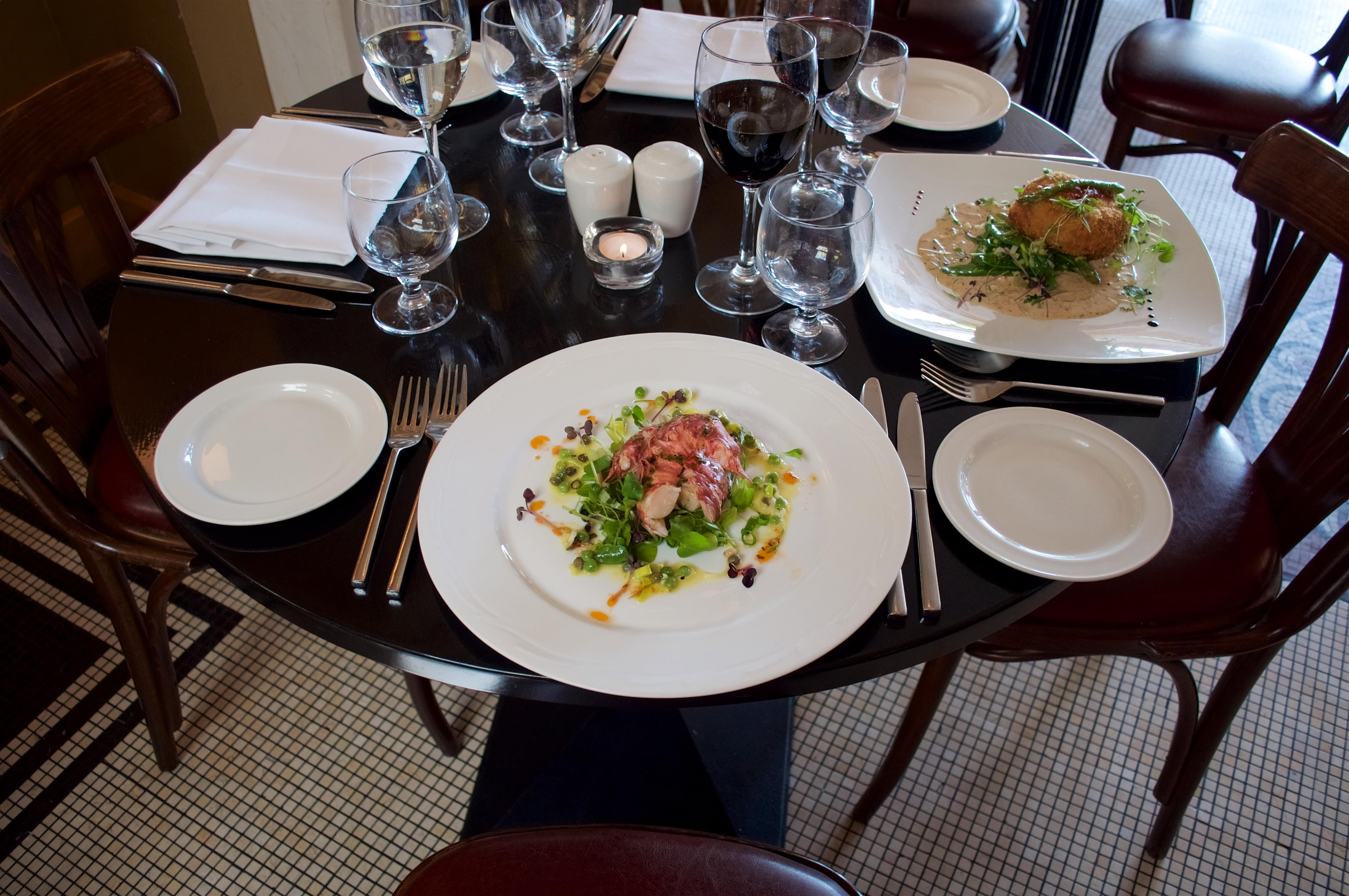 Table Setting in Restaurant  Picography Free Photo