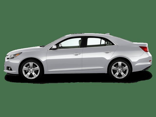 Ls White Chevy Malibu 2016