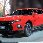 Chevrolet Blazer In Canada Gets 4 Trims 35 200 Base Price Car News Auto123