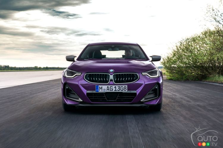 [HOT] : Bigger and more powerful, the 2022 BMW 2 Series makes its debut