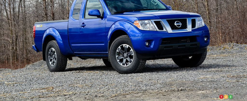 small resolution of 2015 nissan frontier pro 4x review