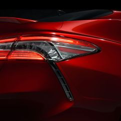 All New Camry 2016 Spesifikasi Head Unit Grand Veloz 2018 Toyota Announced For Detroit Auto Show Car News 2017 Teased A Month In Advance