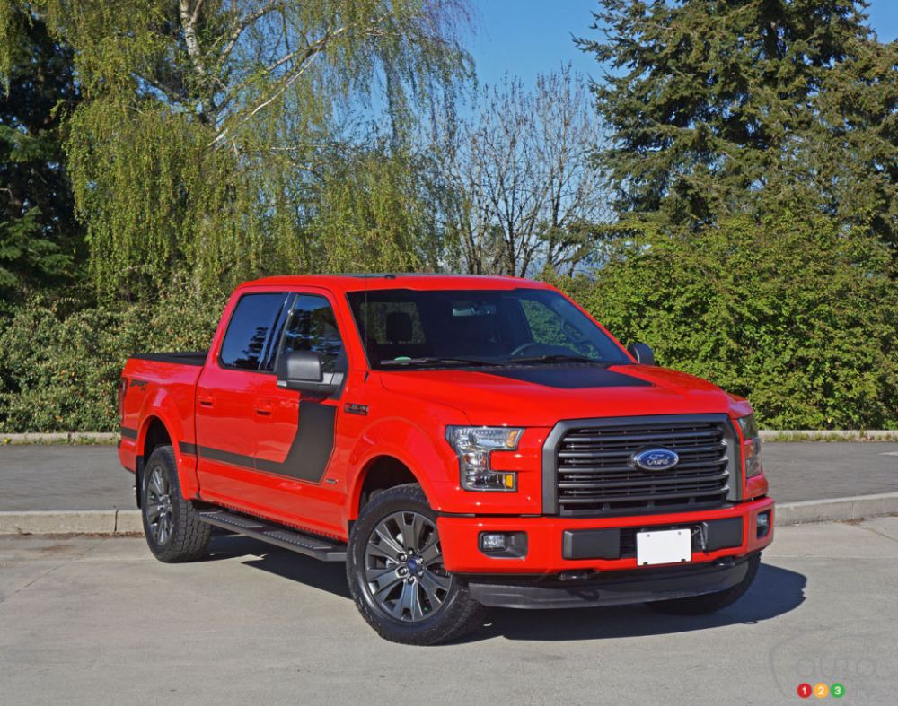 medium resolution of 2016 ford f 150 xlt supercrew 4x4 special edition review