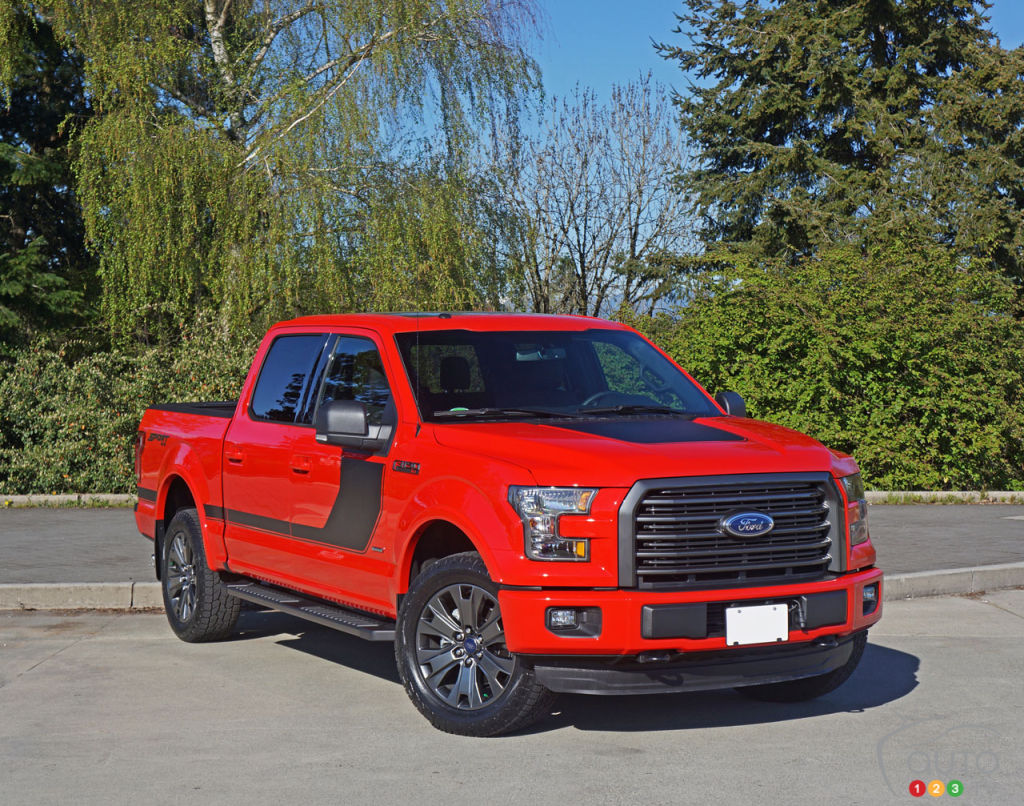 hight resolution of 2016 ford f 150 xlt supercrew 4x4 special edition review