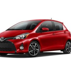 New Yaris Trd 2017 Mesin Grand Avanza Ngelitik Toyota Specifications Car Specs Auto123 Top 10 Economical Subcompacts For