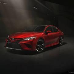 All New Camry Hybrid Harga Grand Veloz 2019 2018 Toyota And Make Canadian Debut Car News Toronto 2017