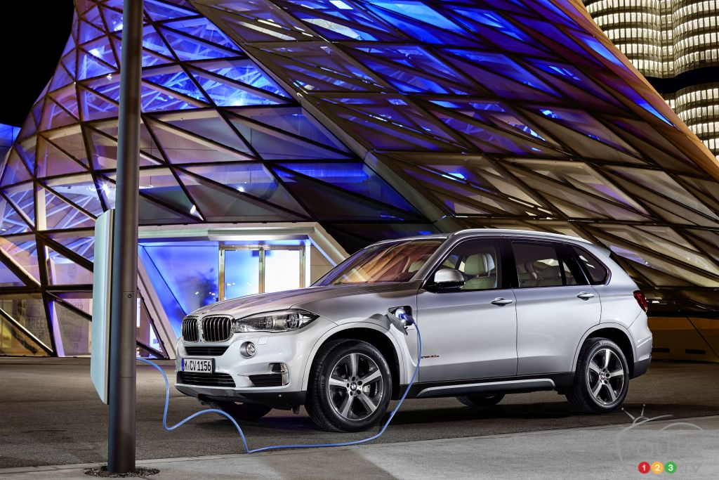 2018 Bmw X5 Xdrive40e Iperformance Review And Pricing Car