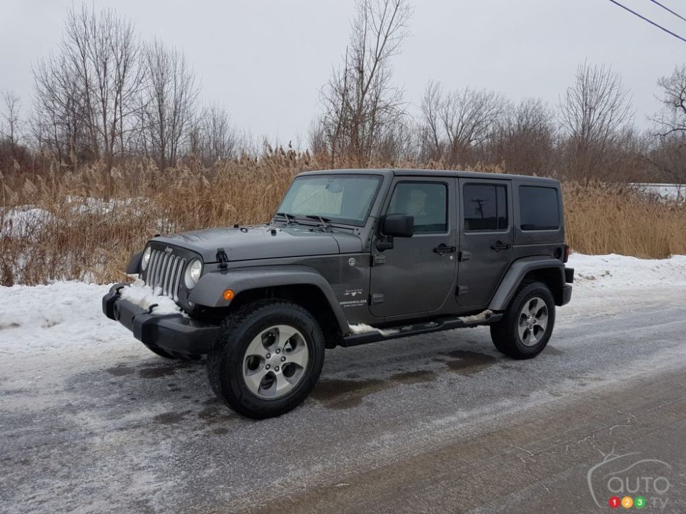 medium resolution of a jeep wrangler in winter what s that like