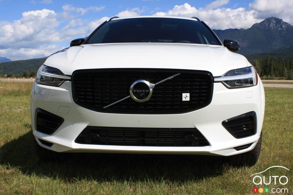 Photos du Volvo XC60 T8 Polestar Engineered 2020 | Photo 6 de 25 | Auto123