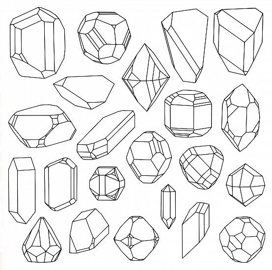 Attractive Thousand Dollar Gemstones Colouring Pages