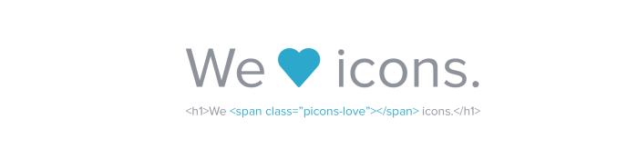 Picons Font