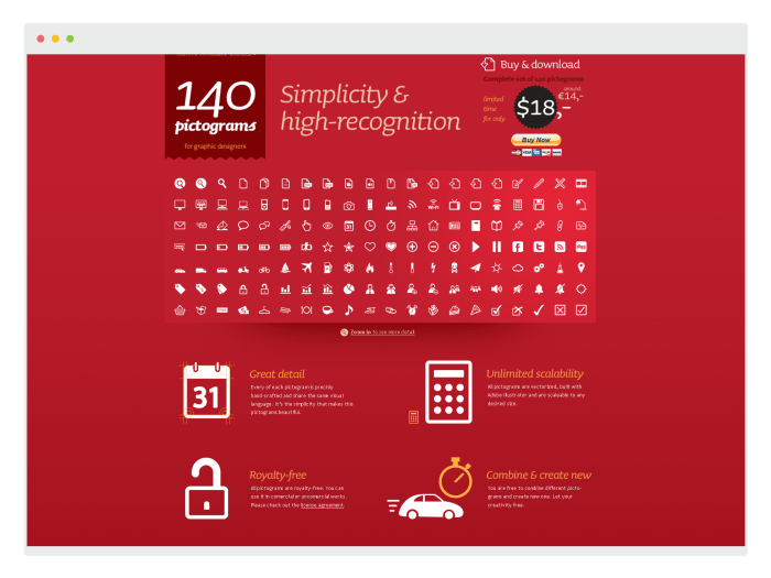 old_pictograms_website