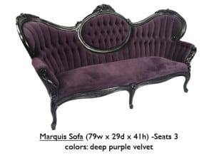 Marquis-Sofa