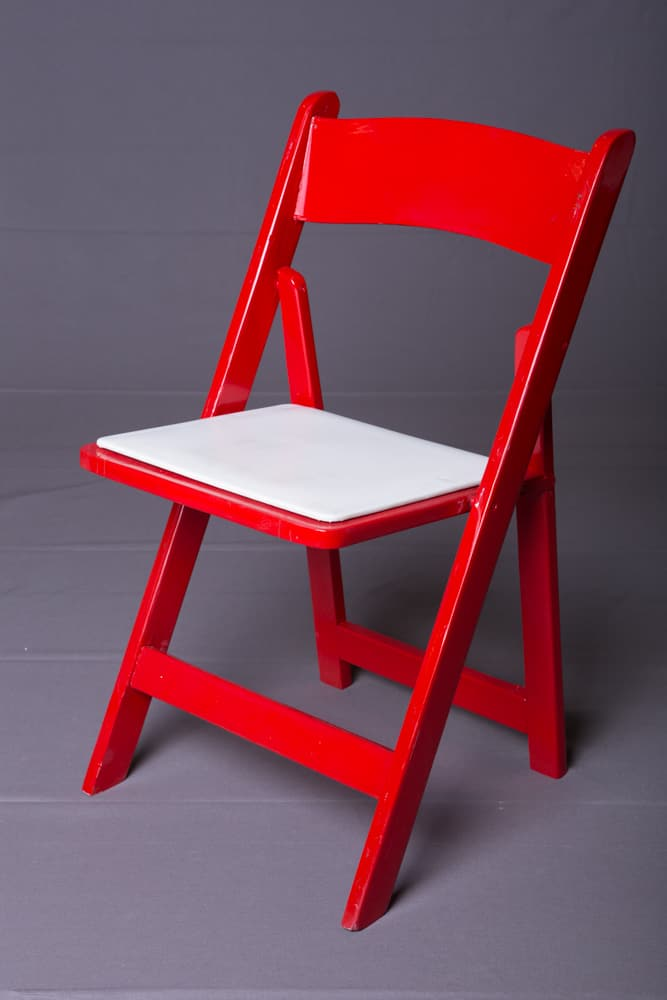wooden folding chairs for rent white armchair cover our inventory of dining tables chair rentals in los angeles red wood