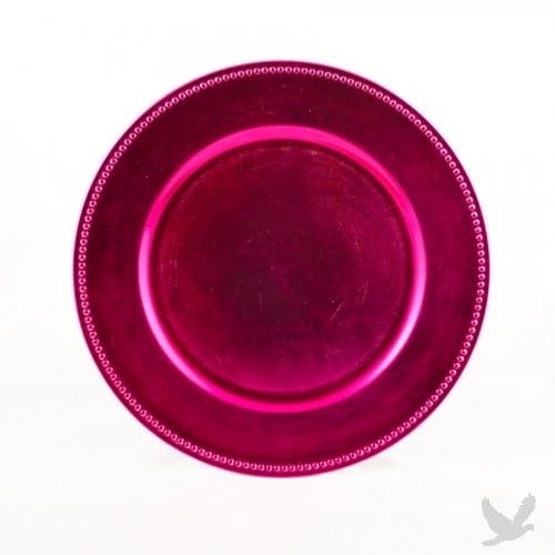 hot-pink-charger-plate-dinnerware-rental-in-los-angeles-min