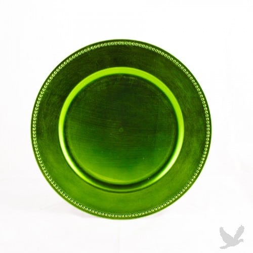 lime-green-charger-platedinnerware-rental-in-los-angeles