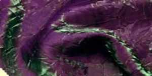 Iridescent Crush Violet Green