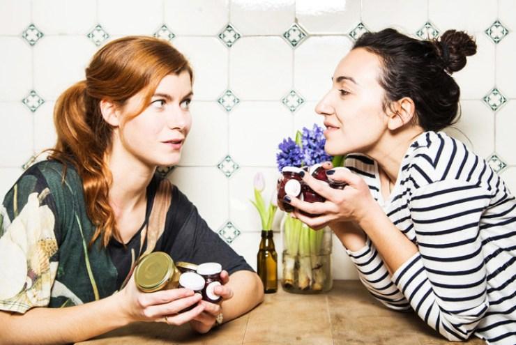 Food Swap -Yelda und Swantje