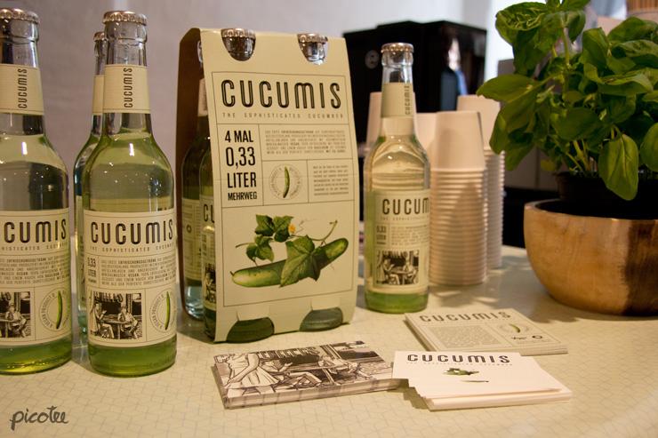 picotee / Besonderslecker September 2015 - Cucumis