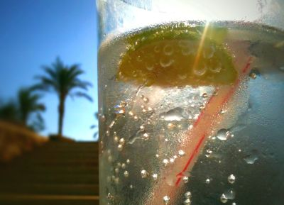 Day 12 – G&T, it's got to be
