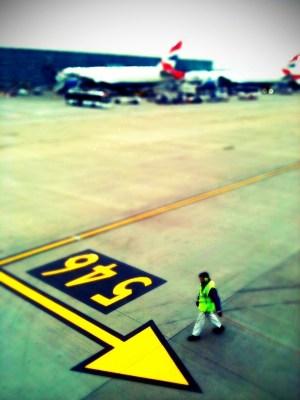 Day 72 – Walking the plane