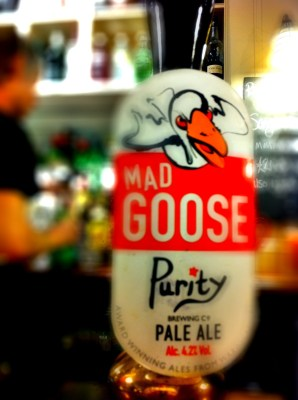 Day 346 – Mad Goose