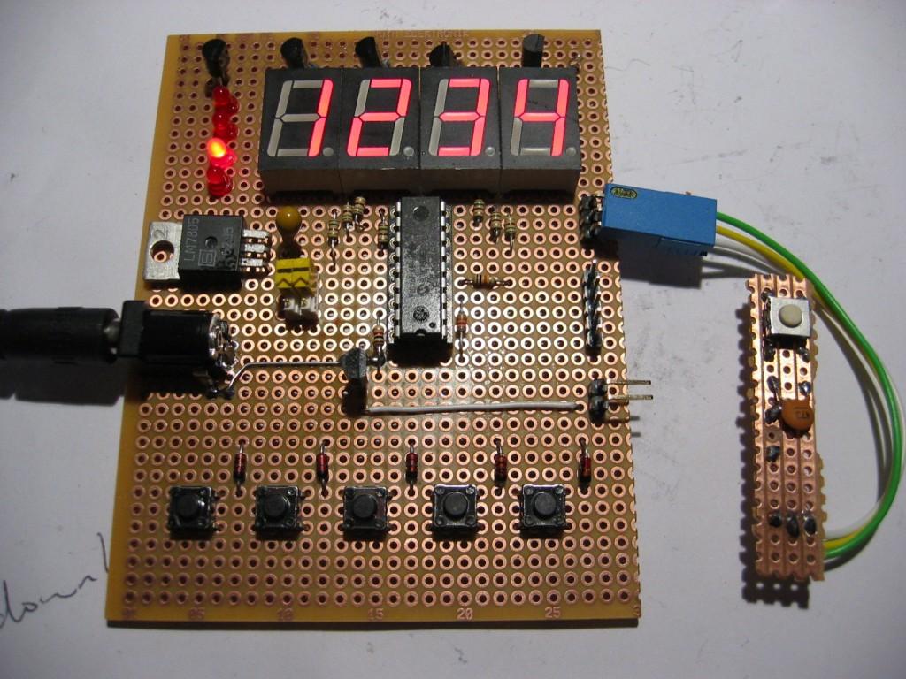 Circuit Desolator Up Down Counter Circuit
