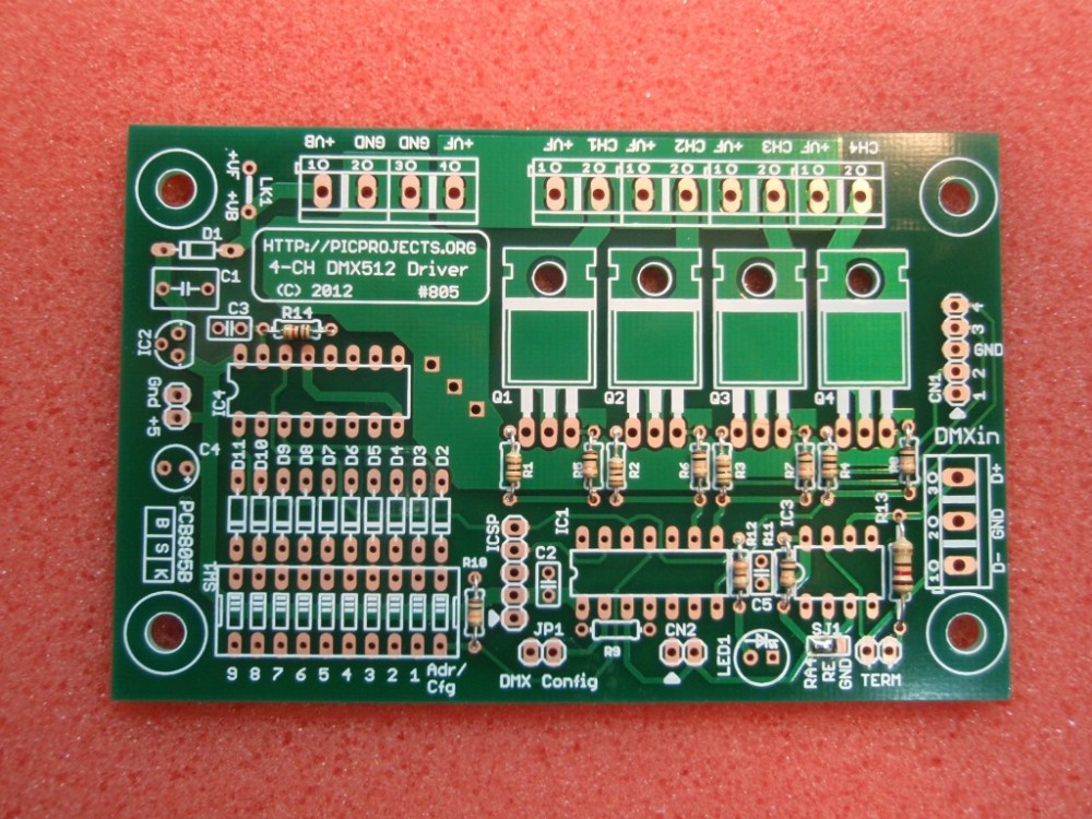 medium resolution of dmx512 wiring diagram