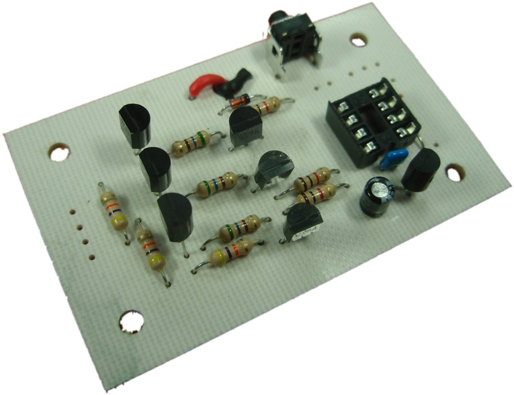 medium resolution of assembled board from schematic 1
