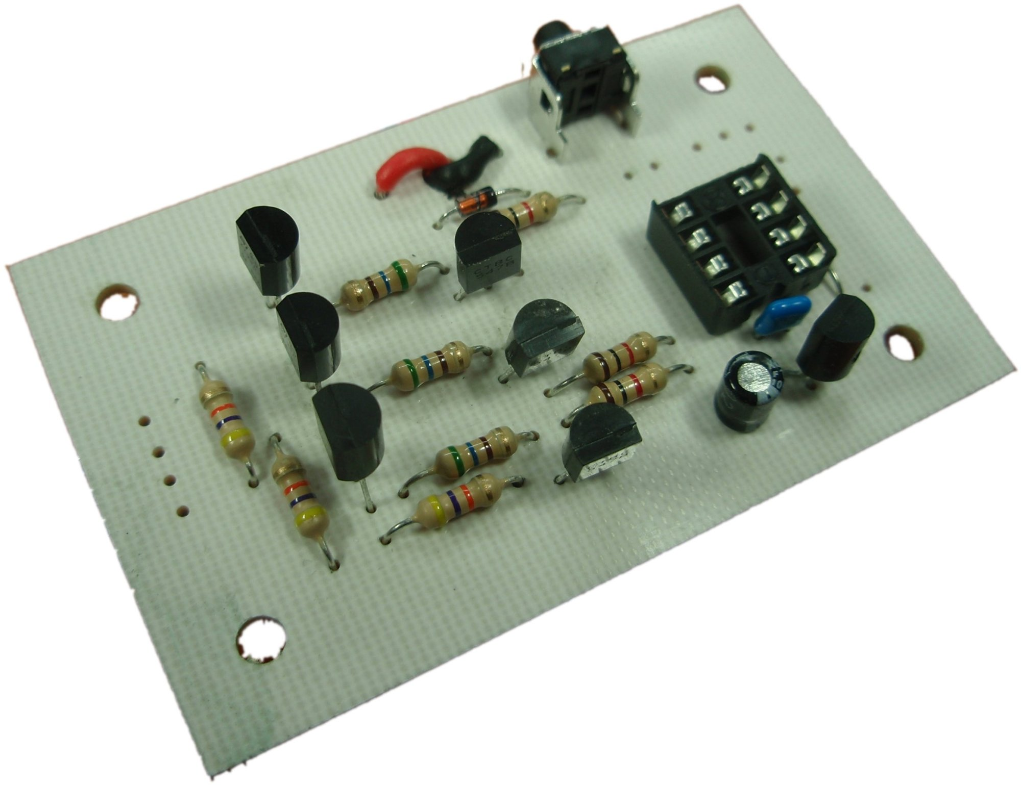 hight resolution of assembled board from schematic 1