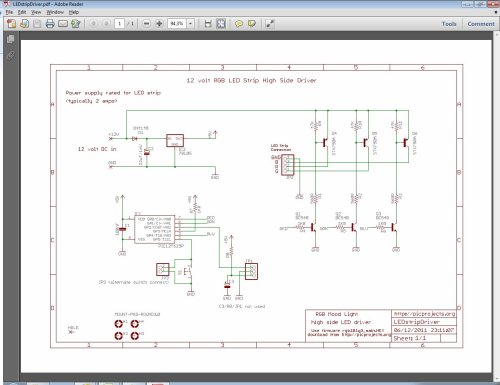 small resolution of assembled board from schematic 1