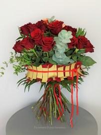 Ramo especial de rosas