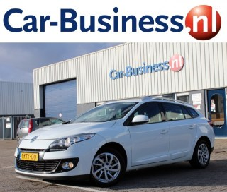 RENAULT MEGANE Estate 1.5 DCI 110pk Collection + Navi + Lmv + Ecc + Pdc - 143.0 Car-Business, Raamsdonksveer