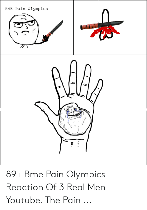 bme pain olympic 3