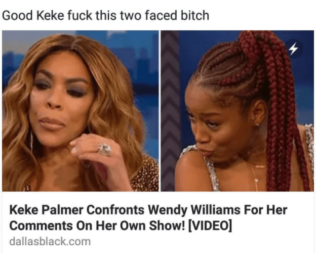 Memes Two Face And Wendys Good Keke Fuck This Two Faced Bitch