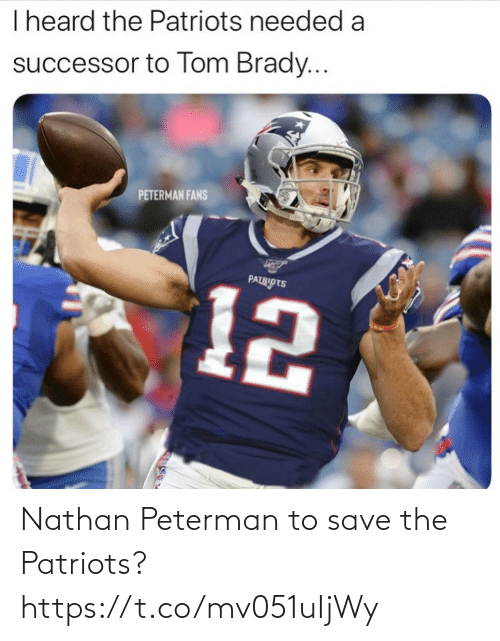 Nathan Peterman Memes : nathan, peterman, memes, Memes, About, Nathan, Peterman