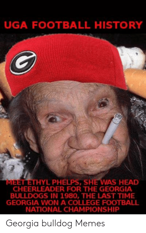Georgia Bulldog Memes : georgia, bulldog, memes, Funny, Memes, About, Factory