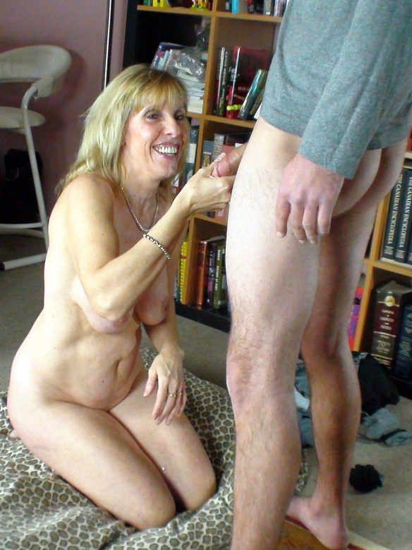 Fun with a young cock