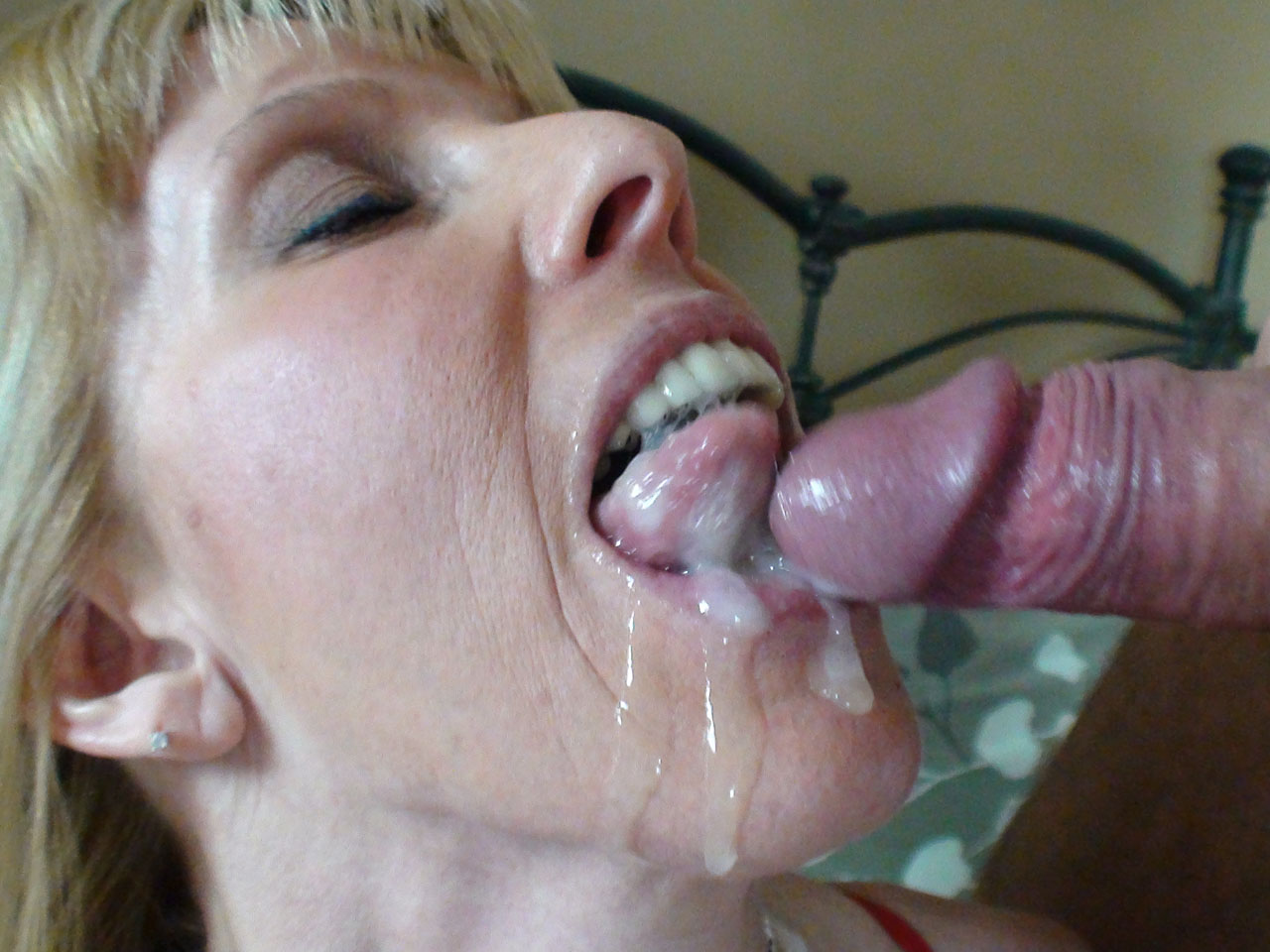 Carol cox fun fan facial - 2 part 3