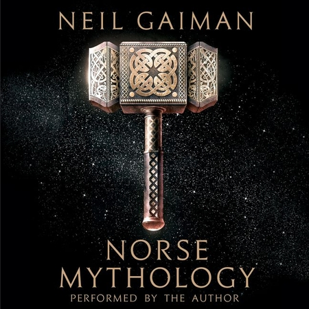Image result for norse mythology neil gaiman audiobook
