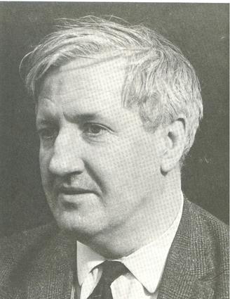 Portrait of Michael Dolley
