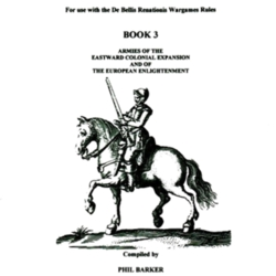 D.B.R. Army Lists: for use with the De Bellis Renationis