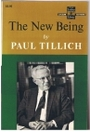 The New Being (New Being SL 20) - Paul Tillich