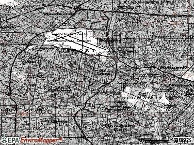 St Louis Missouri MO Profile Population Maps Real