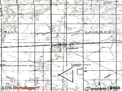 Fairmont, Nebraska (NE 68354) profile: population, maps