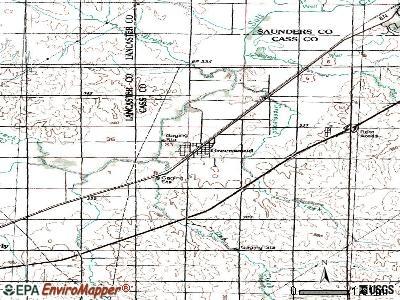 Greenwood, Nebraska (NE 68366) profile: population, maps