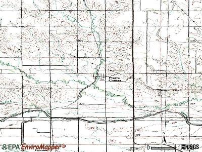 Platte Center, Nebraska (NE 68653) profile: population