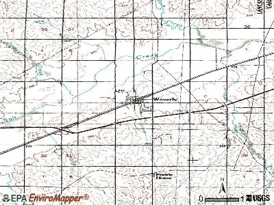 Waverly, Nebraska (NE 68462) profile: population, maps